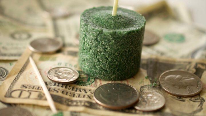 Черная магия на деньги в домашних условиях